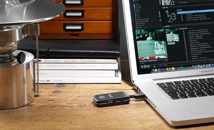 Nätsladden och högtalarkabeln som förbinder de båda enheterna får man leva  med 3685de33d483d