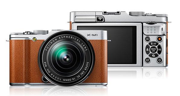 Fujifilm-X-M1_brown