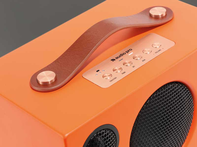 AudioPro-T3-detail