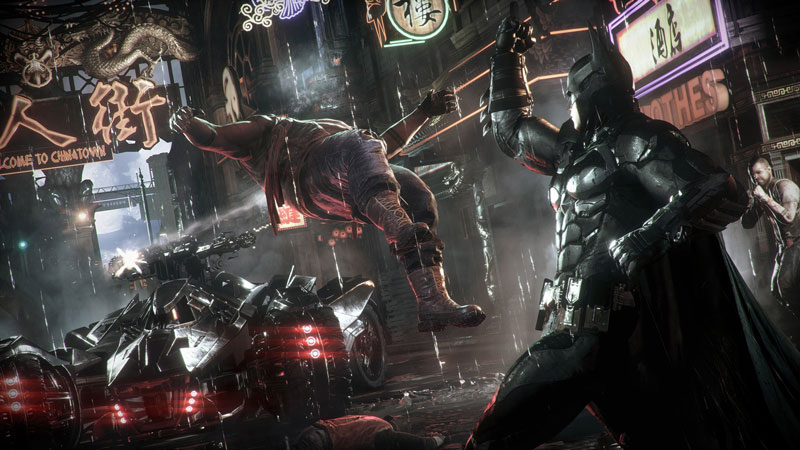 arkhamknight_fight