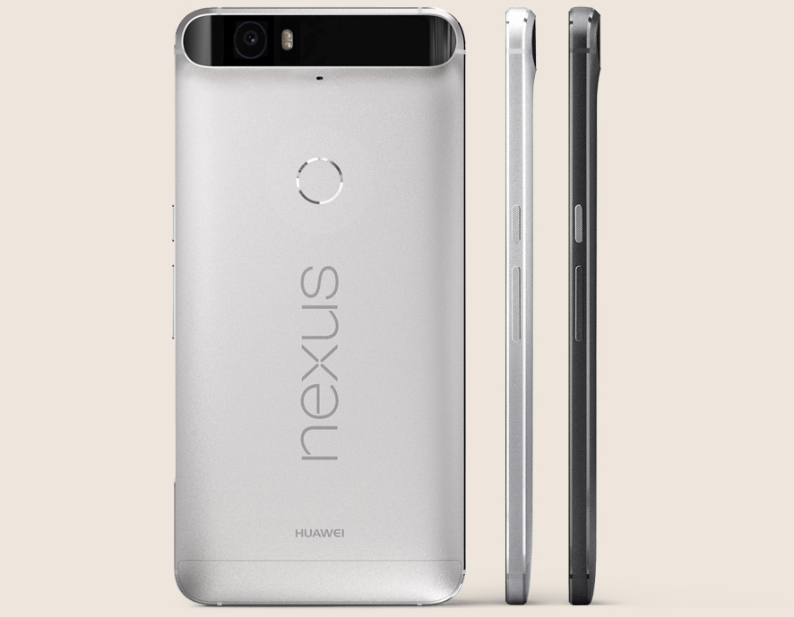 nexus 6p design all