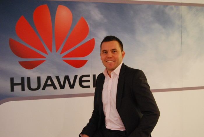 Kenneth Fredriksen, Huawei.