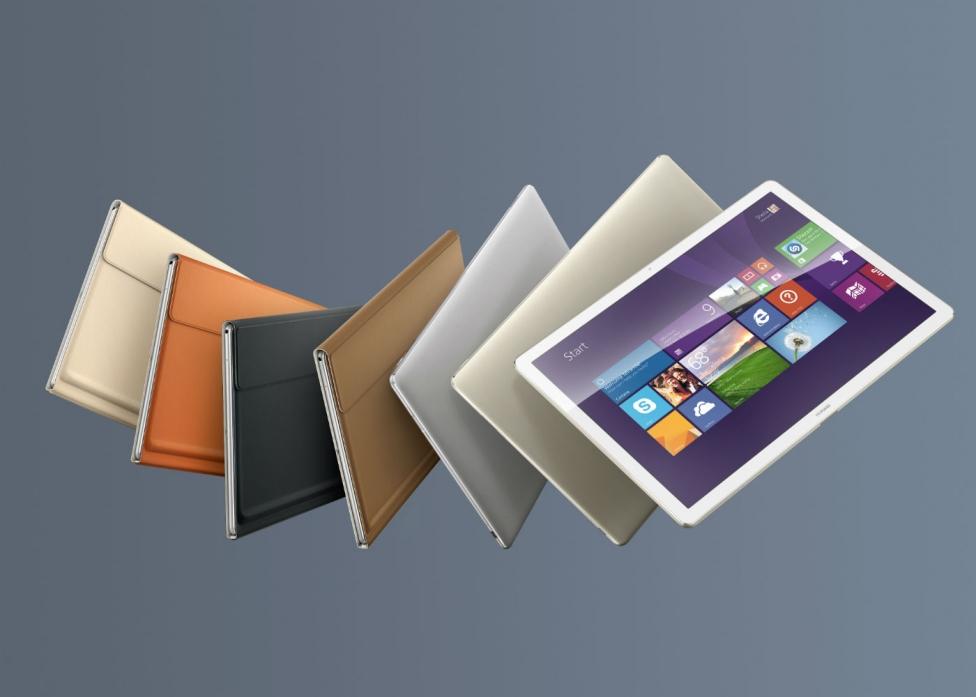 Huawei MateBook colors