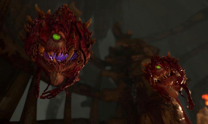 doom-monster
