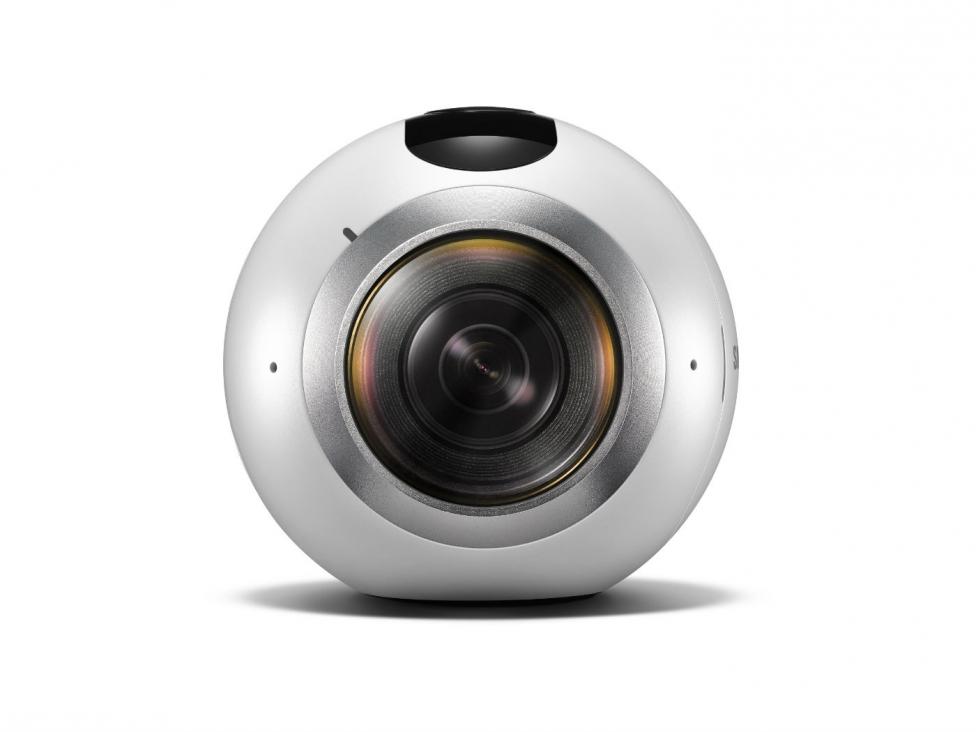samsung Gear 360 Front