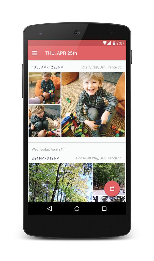narrative clip 2 app