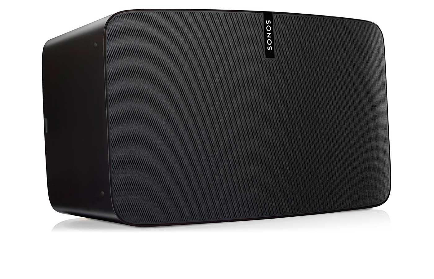Test  Sonos Play 5  II - Polerad uppföljare med brister - Digital Life 7d75092198eb2