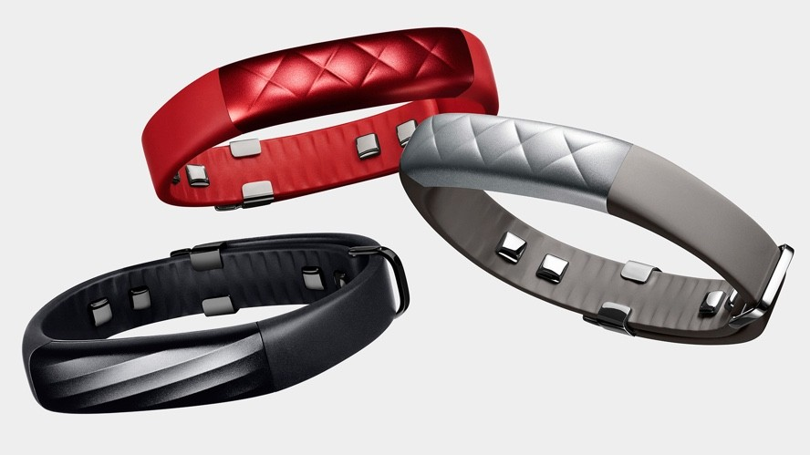 jawbone up3 3 colors