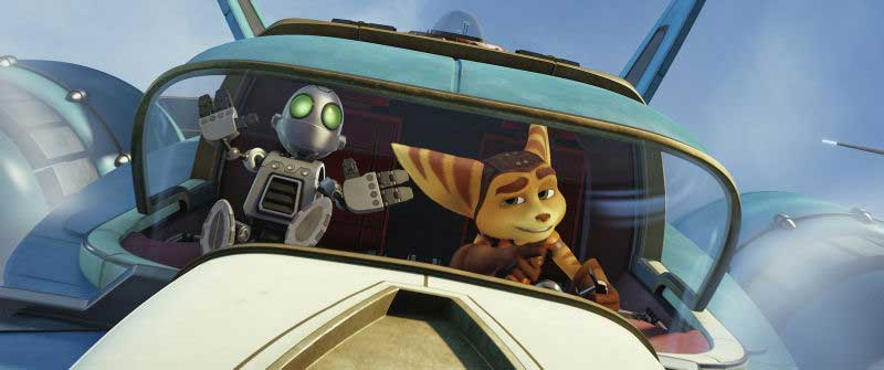 Ratchet-and-Clank_flyg