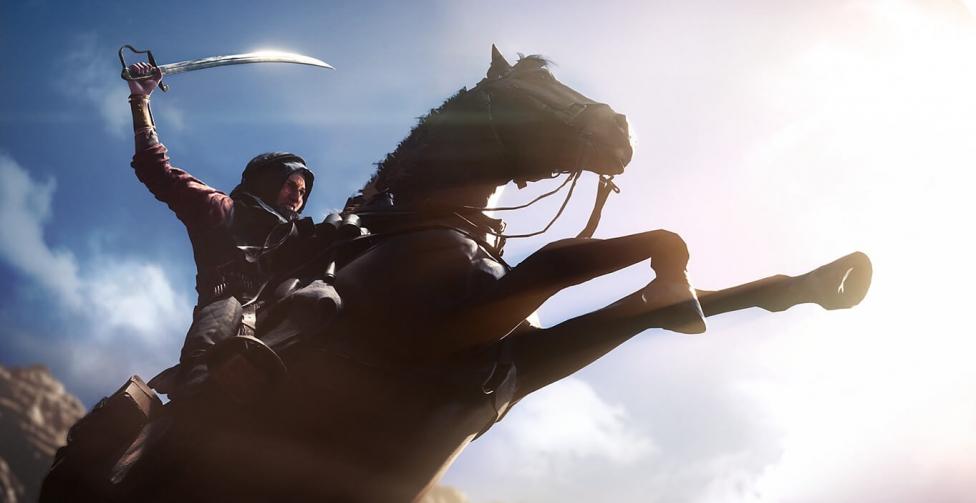 battlefield 1 horse