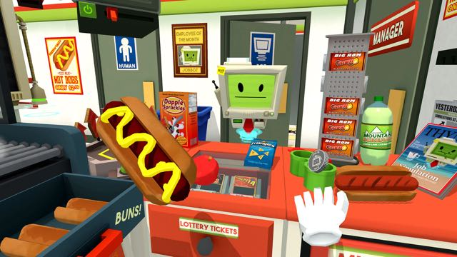 Job Simulator Store