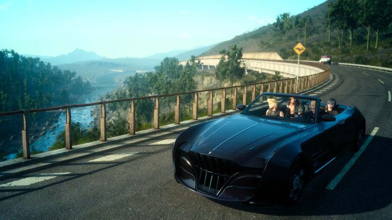 Final-Fantasy-XV_car