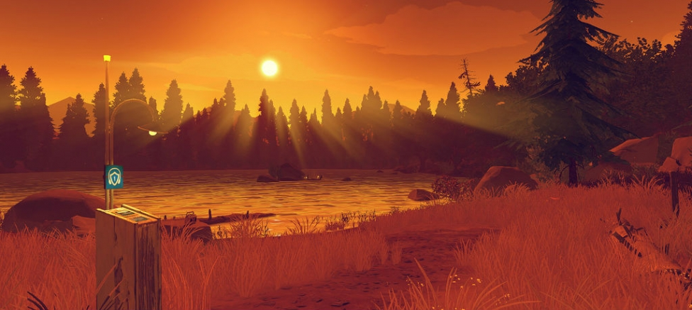 firewatch-lake