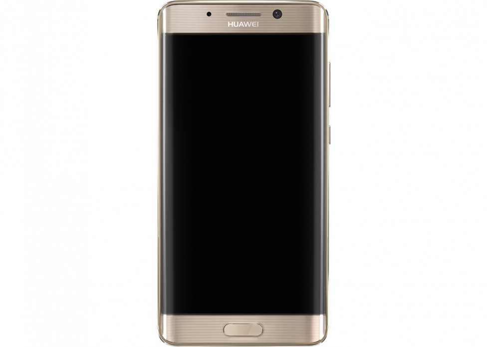 huawei mate 9 pro gold front