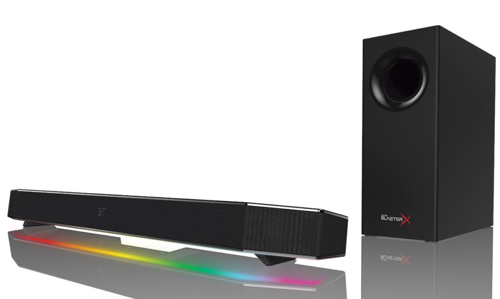 Test  Creative Sound Blaster X Katana - Färgsprakande ljudlimpa för ... ec0a16355d91c