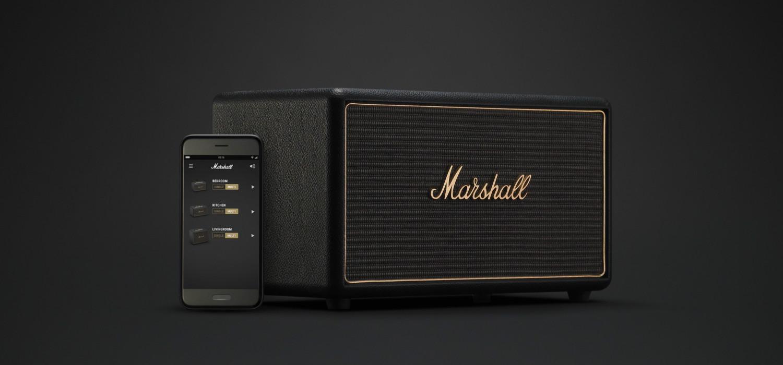 Test  Marshall Stanmore Multiroom - Rockar järnet i hemmets alla rum -  Digital Life 088e7f6a6494a