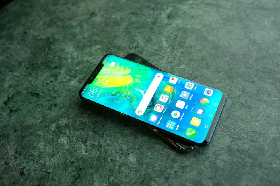 Test  Huawei Mate 20 Pro - Androidvärldens bästa - Digital Life b28f9b849d186